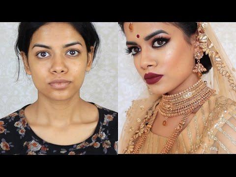 Indian/Bangladeshi/South Asian Bridal Makeup
