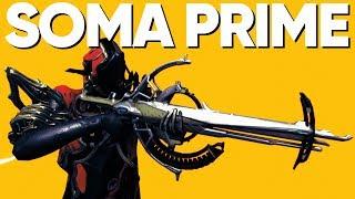 Warframe - Soma Prime   In Pursuit Of More Damage