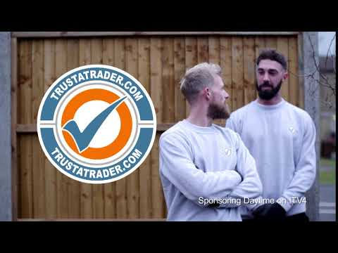 TrustATrader TV Advert - Fencing