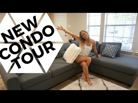 MOVING INTO OUR CONDO | RENOVATION | BEFORE & AFTER |