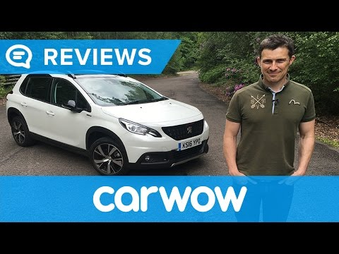 Peugeot 2008 SUV 2017 review | Mat Watson Reviews