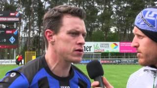 Interview Hanno Balitsch nach dem Spiel beim TSV Steinbach