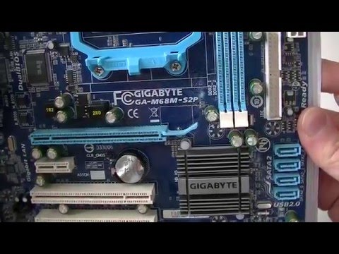 GIGABYTE GA-M68M-S2P VIDEO TREIBER WINDOWS 8