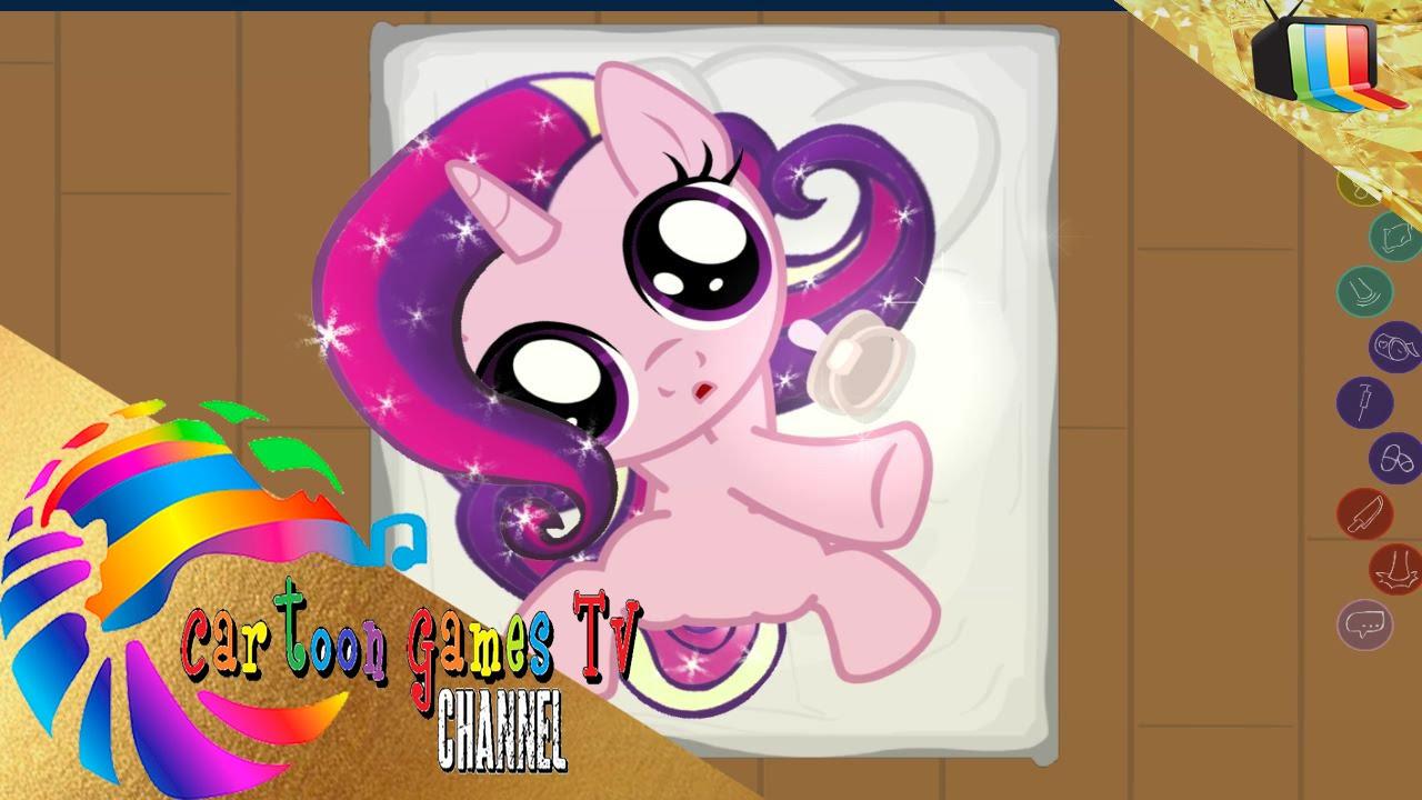joy pony episode 10 princess cadance caring games for