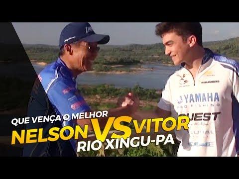 QUE VENÇA O MELHOR [NELSON VS VITOR] - RIO XINGU