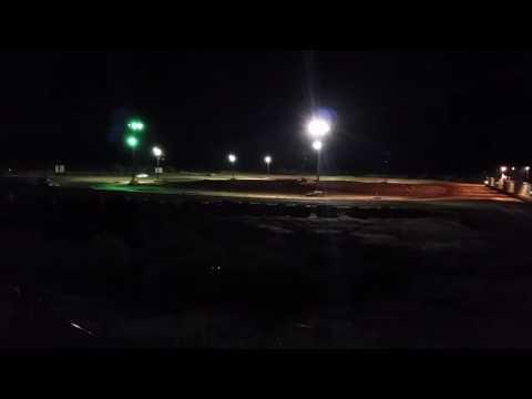 Mohave Valley Raceway mini sport heat 10/15/16