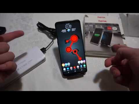 hama 80595 qi wireless charger unboxing prezentare si. Black Bedroom Furniture Sets. Home Design Ideas