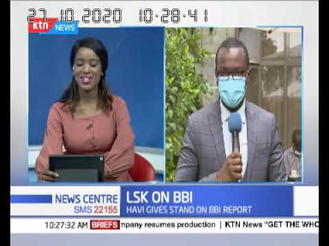 Nelson Havi leads LSK in opening grand opening ceremony of ...