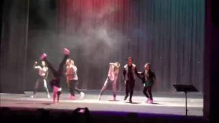Quest Pistols Show - Непохожие dance performance by show ballet ATLAS