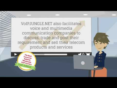 VoIP FORUM - VOIP JUNGLE - VOIP PROVIDERS- WHOLESALE VOIP, SMS