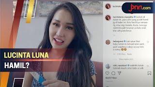 Lucinta Luna Pamer Foto Test Pack, Positif Hamil? - JPNN.com