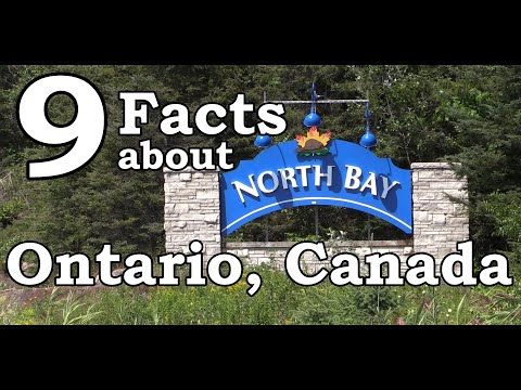 9 Facts About North Bay