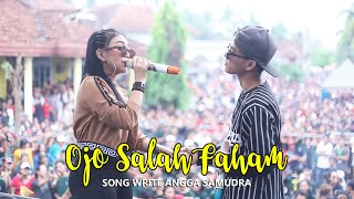 Download Mp3 Ojo Salah Faham - Syahiba Saufa Feat James Ap \\ Melon Music Live Pemuda Aseman