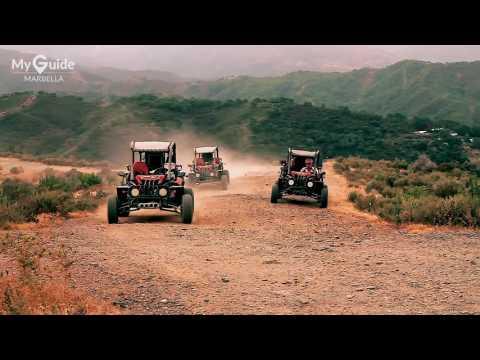 Marbella Buggys, things to do, Marbella