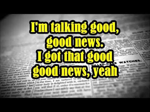 Good News by Mandisa with lyrics
