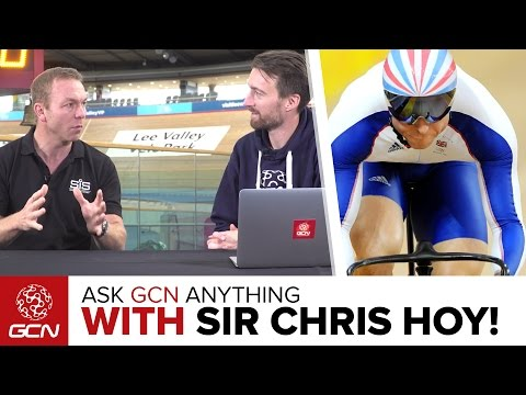 Sir Chris Hoy Answers YOUR Cycling Questions – Ask GCN Special