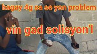 Download Bagay 4G sa se yon pwoblèm men Solisyon'l  |Black|Jeff|ASAP-G PROD