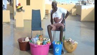 Yaye Chef Special Tamkharite : Ndeye Gueye Chez Ngaka Blindé ..bonus la danse de Ngaka sur du bongo