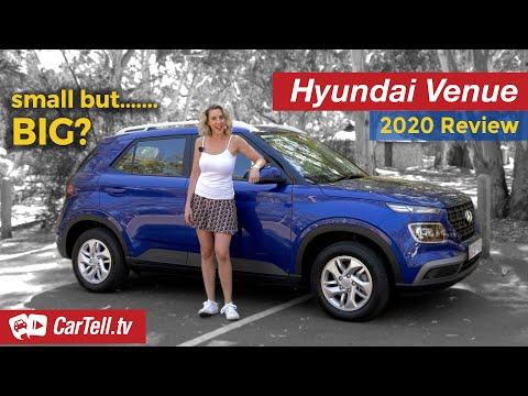 2020 Hyundai Venue review | Australia