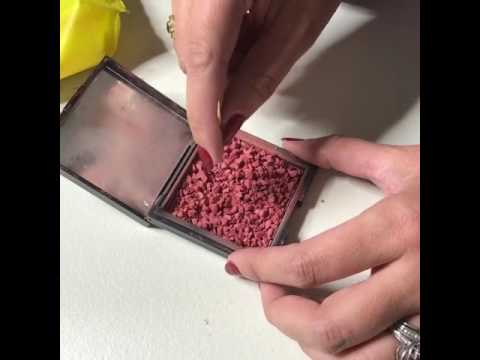 How to fix broken powder or blush!