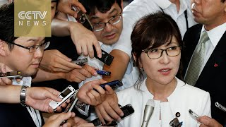 Japan's PM Shinzo Abe appoints Tomomi Inada as defense minister in cabinet reshuffle