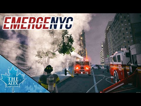 EmergeNYC 0.6.8 - Smoke showing in Subway -
