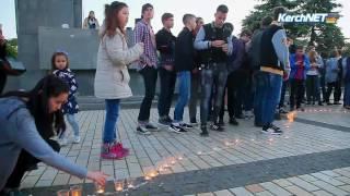 """Керчь: акция """"Зажги свечу в своем сердце"""""""