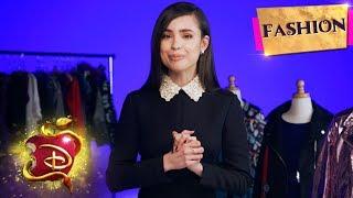 Sofia Carson Talks D3 Fashion 👗  | Descendants 3