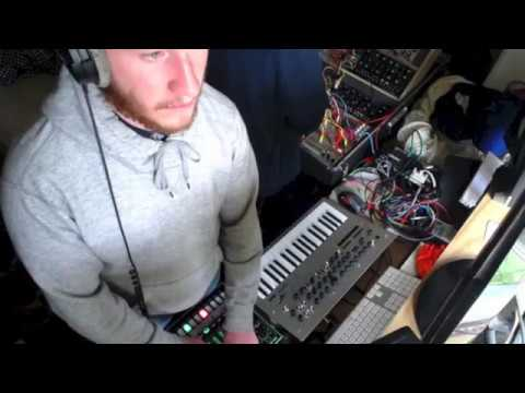 Back Burners Live Techno - Pre Gasometer Jam