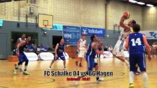 ProAm Game - FC Schalke 04 vs. BG Hagen