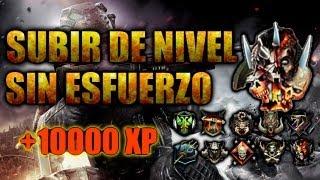 Black Ops 2 - Subir de Nivel Rapido sin hacer NADA!!! (Level Up Fast With No Effort!!)