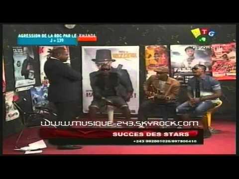 Prince d'Angola et Equalizer dans succes des stars