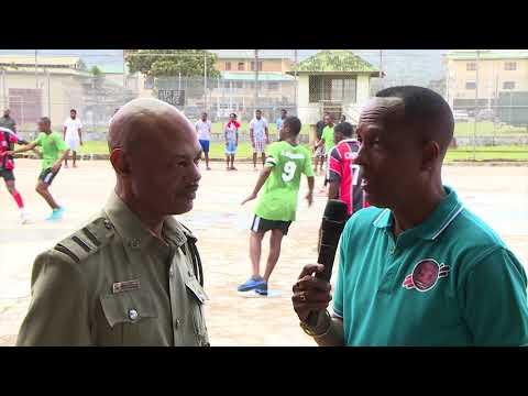 Remand Yard Prison Football Finals