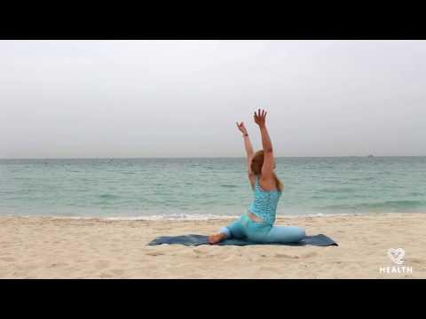Dancing Shakti Beach Flow (35 min)
