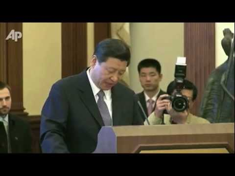U.S.-China, Cutting Historic Deals in Iowa