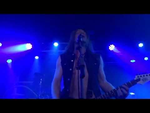Tears of Babylon - Freedom Call - La Boule Noire 26/02/2017