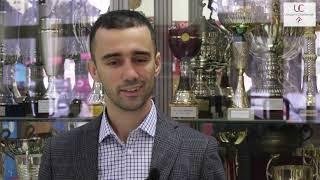Unicom Challenge интервью Самедов И.Я.