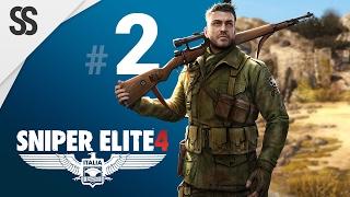 Sniper Elite 4 - Деревня Битанти (Совместное прохождение)