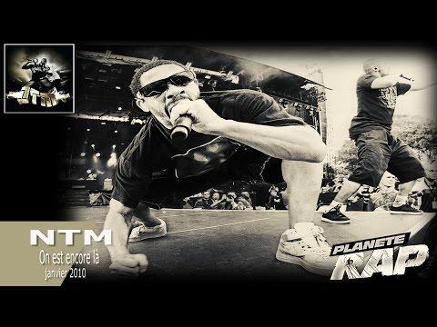 Planète Rap NTM - On est encore là (janvier 2010)