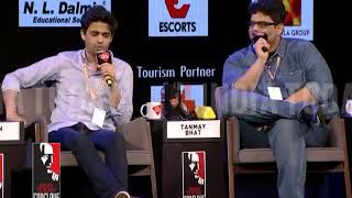 'Ranveer Singh Would Be A Crazy PM': AIB's Rohan Joshi, Tanmay Bhat | LetsConclave2018