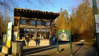Canada Vancouver Stanley Park   加拿大溫哥華史丹利公園   位於溫哥華市內的 免費入場公園