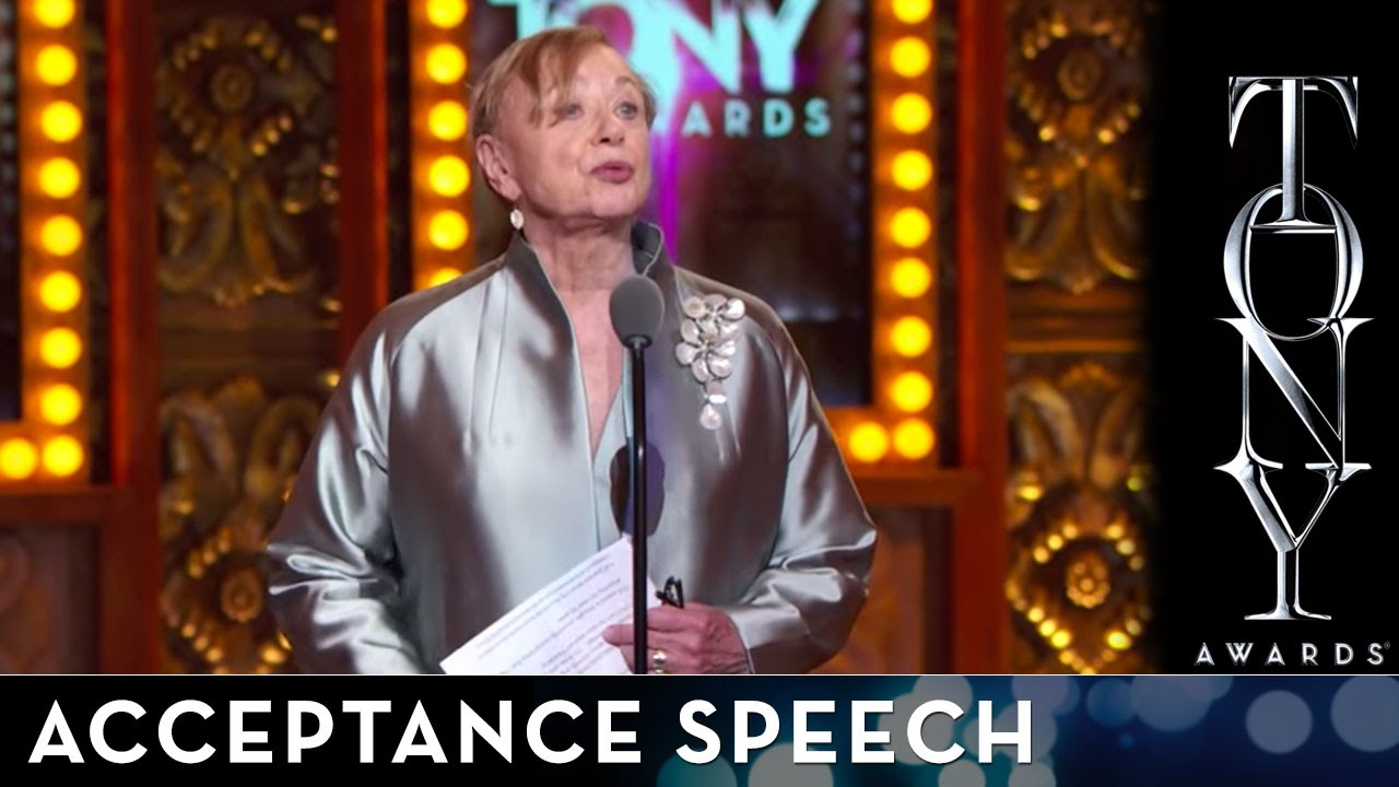 2014 Tony Awards - Jane Greenwood - Lifetime Achievement in the ...