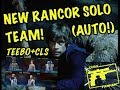 SWGOH : Teebo+CLS can SOLO the Rancor on AUTO!