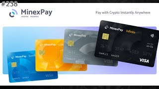 MinexPay. Register Today! - Daily Deals: #238