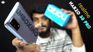Realme Narzo 30 Pro Unboxing & Initial Impressions || In Telugu ||
