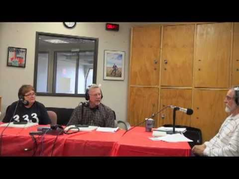 Knon 89.3, Workers Beat 2013.03.02 with Gene Lantz, Bonnie Mathias & Ed Cloutman