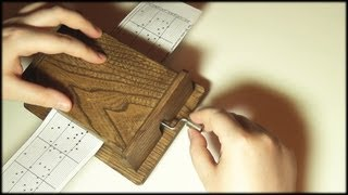 79. Music Box - Soundsculptures (asmr)