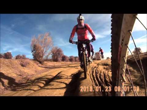 Ruta Mtb Alcorcon Serranillos del Valle 7 2 2016