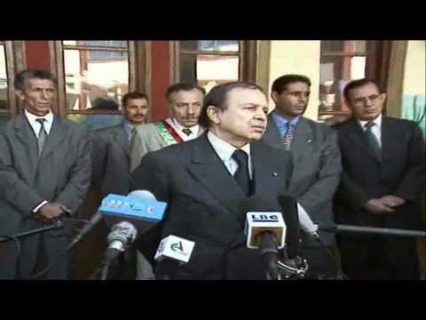 Bouteflika: Quel Sous Sol de Securite Militaire