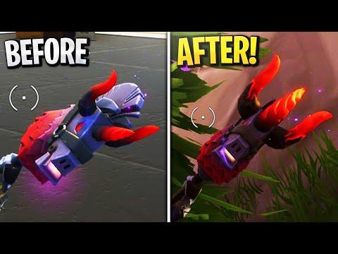 How To UPGRADE *NEW* Dark Bomber Pickaxe In Fortnite!